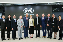 BYD Considers Setting up Plant in Ontario, Canada