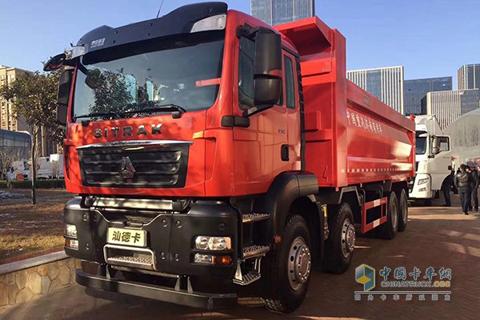 Sinotruk SITRAK G7 Dumper+SINOTRUK Engine+SINOTRUK Transmission