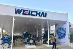 Weichai's Business Income Expected to Hit 220 Billion RMB in 2017