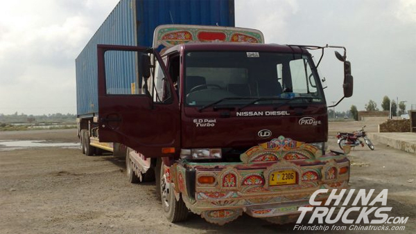 Ghandhara Pakistan Stopped Making Nissan UD Trucks