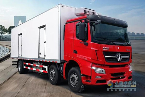 Beiben V3ET Refrigerator Truck