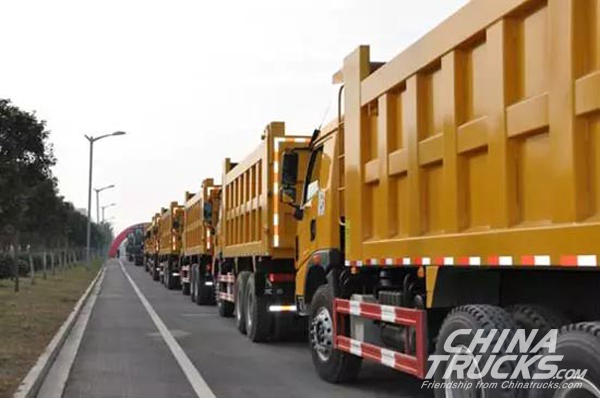 XCMG Dumpers and Excavators Exported to Myanmar in Quantity