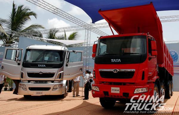 Tata Motors Hopes to Regain over 55% Share of Truck Market