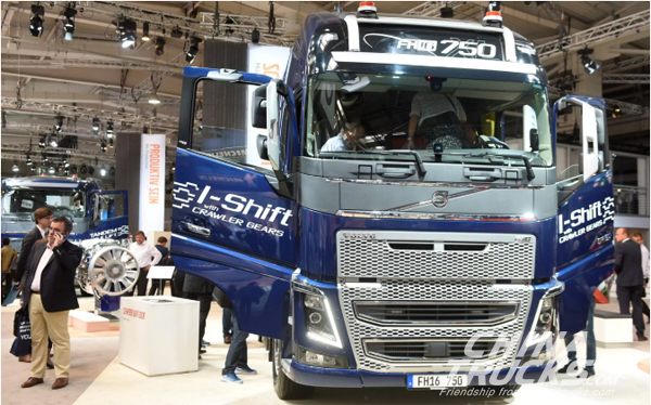 Geely Takes 8.2% Stake in VOLVO Truck Company, Biggest Individual Shareholder