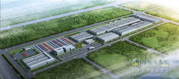 Yuchai New Energy Special Vehicle Production Base Starts Construction
