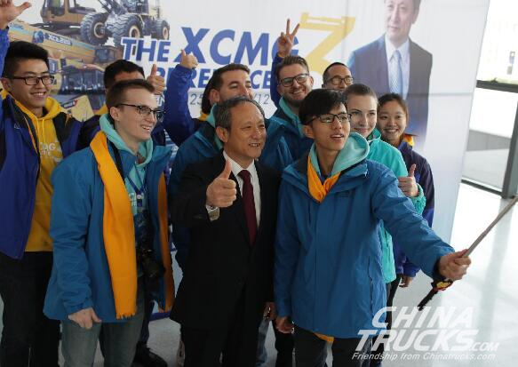 "XCMG Offers a ""One Week CEO"" Apprenticeship to Young Adults Worldwide"