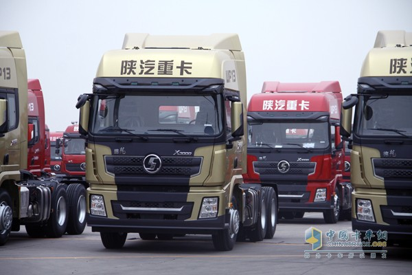 SHACMAN Heavy-duty Automobile Rolls Out Its 160,000th Vehicle