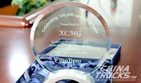 TOP 10 News of XCMG in 2017