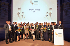 CIMC Enric Wins Energy Award 2017 from Germany's Business Daily