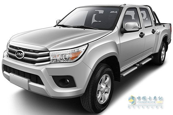 JAC Launches V7 Pickup in China