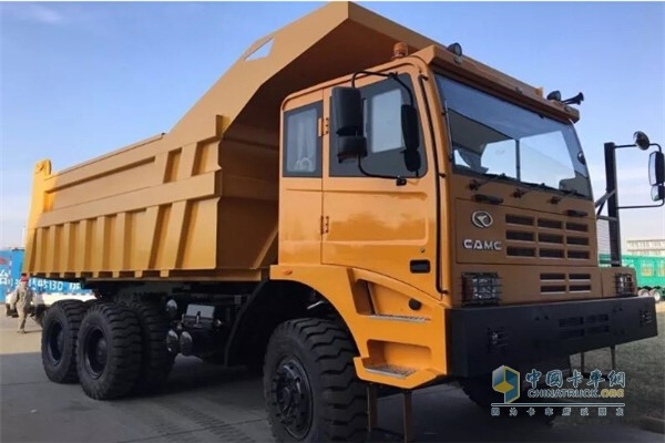 Telma Retarder Facilitates the Safe Operation of Thailand Wide-body Dump Truck