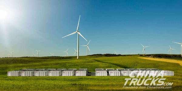Tesla Could Beat Its Own Record with an Even Bigger Powerpack Project in Austral