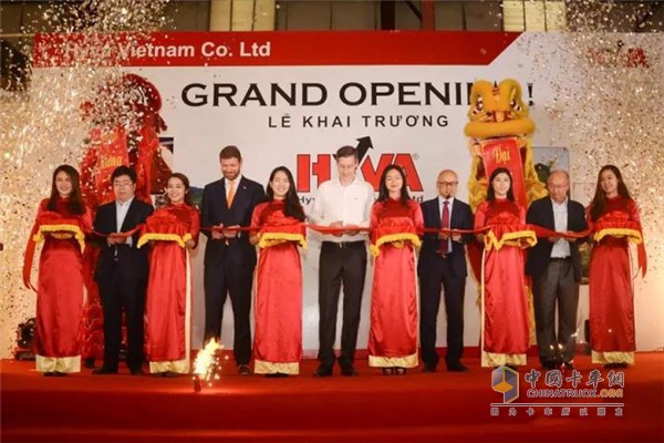Hyva Expands Presence into Vietnam