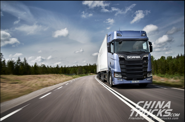 Scania Invests in Electric Battery Cell Technology for CVs