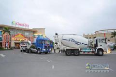 Shacman H3000 Set to Make Big Splashes in Vietnam