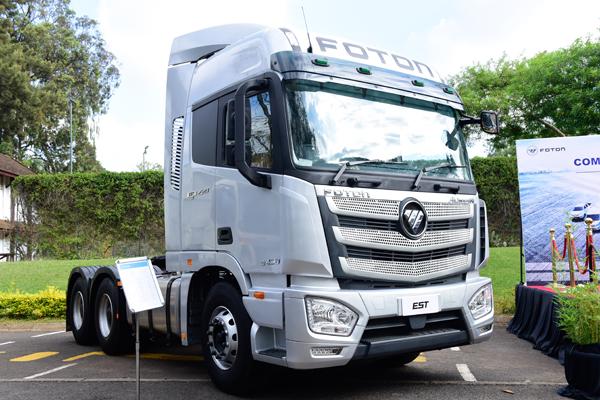 New Products Launch Of Foton Motor Kenya Ltd Powering New Maritime Silk Road