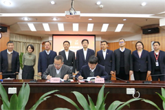 Yuchai Signed Strategic Cooperation Agreement with GDA
