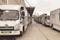 Sales Boost for Large Fuel-cell Truck Deployment in China