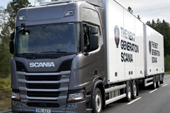 Scania Wins Latest 1,000 Point Test for the Second Year in Succession