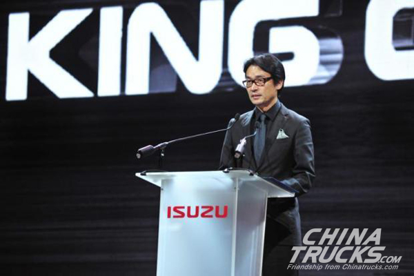 Isuzu Plans to Export Big Trucks and Expects 3% Export growth for 2018