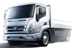 Hyundai SA Boosts with the Launch of New EX8 Mighty Truck