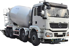 SHACMAN 8×4 New M3000 Mixers