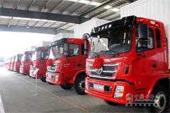 SAIC Hongyan GENPAW 4×2 Cargo Truck