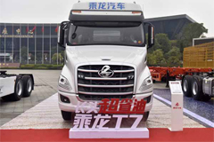 Liuzhou Motor Rolls Out T7 and H7 Trucks