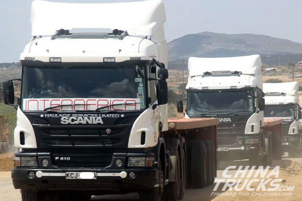 Kenyan Haulage Firms Shift to Chinese Brand Trucks from UK Vehicles