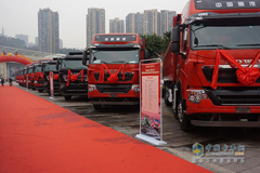 Sinotruk HOWO Delivers 10,000 Units Dumpers across China