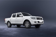 PSA and Changan to Launch One-Ton Pickup In 2020