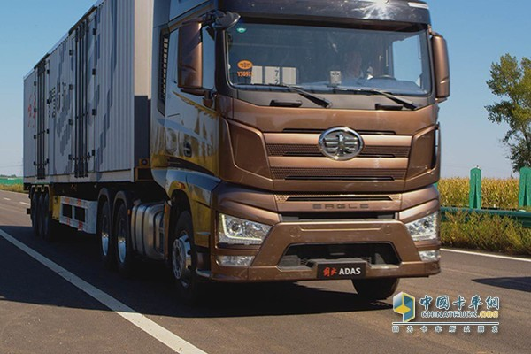 FAW Jiefang Partners with PlusAI to Launch Driverless Commercial Vehicles