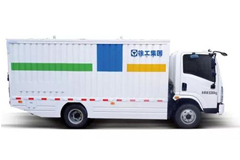 XCMG Rolls Out a New Sanitation Vehicle
