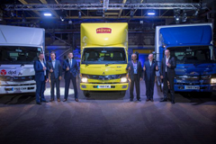 Fuso All-electric Light-duty Trucks Hit the Road in the UK