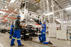 FAW to Roll off the 3000th Locally Built Truck in South Africa