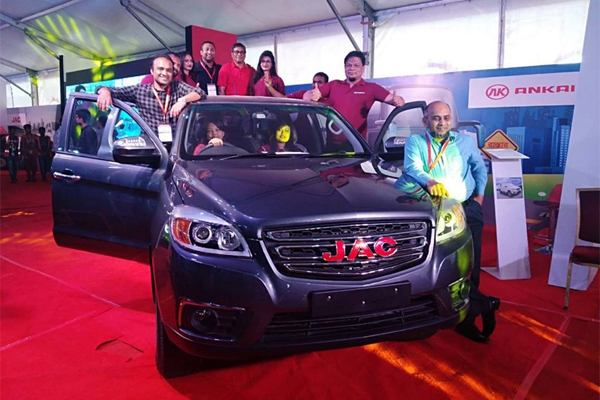 JAC T6 Enters into Bengal Market