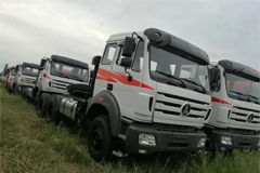 Beiben KD Trucks Roll out Off Assembly Line in Kenya