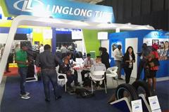 Linglong On Tyrexpo Africa 2018