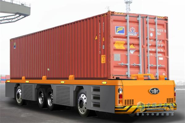 Jiefang Self-driving Trucks Set to Make Huge Splashes