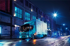 Volvo Launches All-Electric Truck Range in Europe