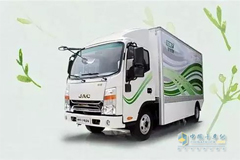 JAC Shuailing All-Electric i5 Set to Assist Sustainable Urban Development
