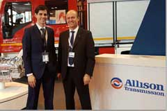Allison Transmission Showcases New Magirus Fire Truck at SICUR 2018