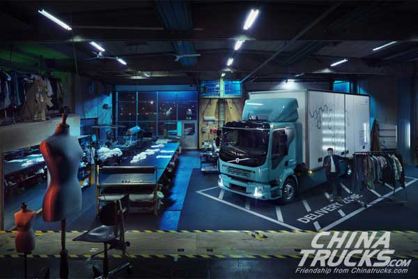 Volvo to Share Electric Truck Battery Tech Across Its Brands