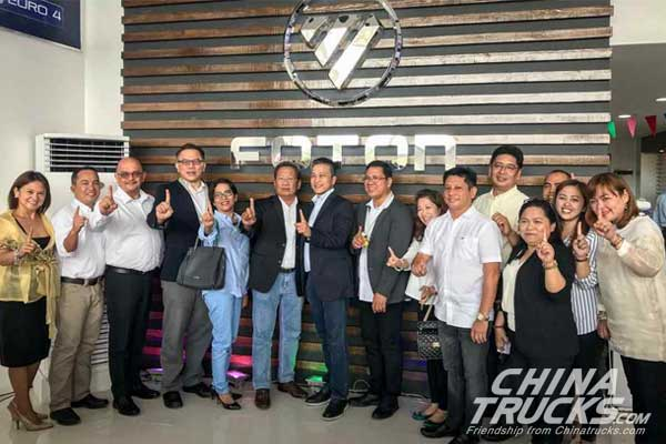 Foton Philippines Opens Another Dealership Cainta to Serve Customers