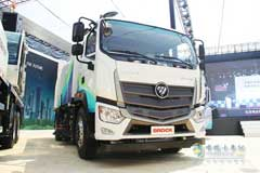 Foton BROCK Redefines Urban Sanitary Management