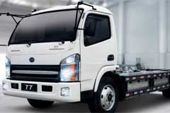 BYD Delivers the First Eleven Delivery Trucks to San Francisco Goodwill