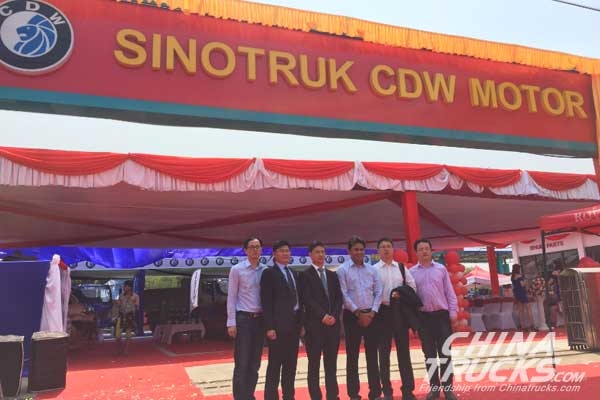 CDW Opens Flagship Store in Mandalay, Myanmar