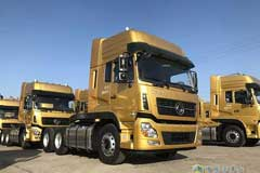 Dongfeng and Jumeng Sign a Deal for 1,000 Units Trucks