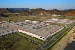 Dongfeng Opens Its First Powertrain Plant in China