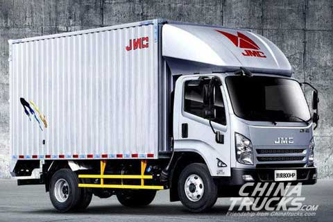 JMC Kairui 800HP